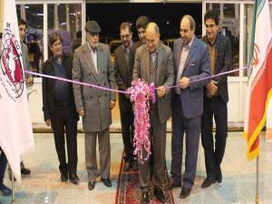 افتتاح اولين نمايشگاه فن آوري هاي نوين ساختمان