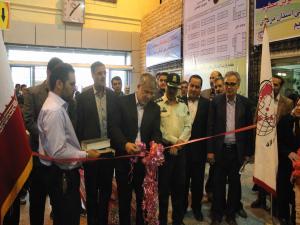 افتتاح نمايشگاه گل و گياه و تجهيزات گلخانه اي