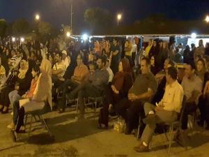 استقبال گسترده همشهريان محترم از جشنواره موسيقي ، غذا و سوغات اقوام ايراني